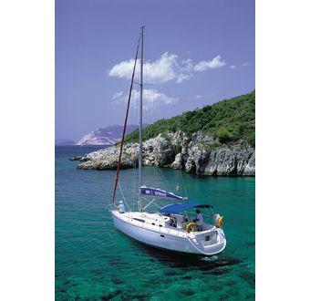Glossa City/Skopelos Island