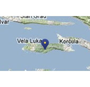 Korcula Ø og Korcula By
