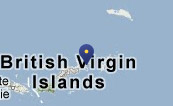 Øen Marina Cay