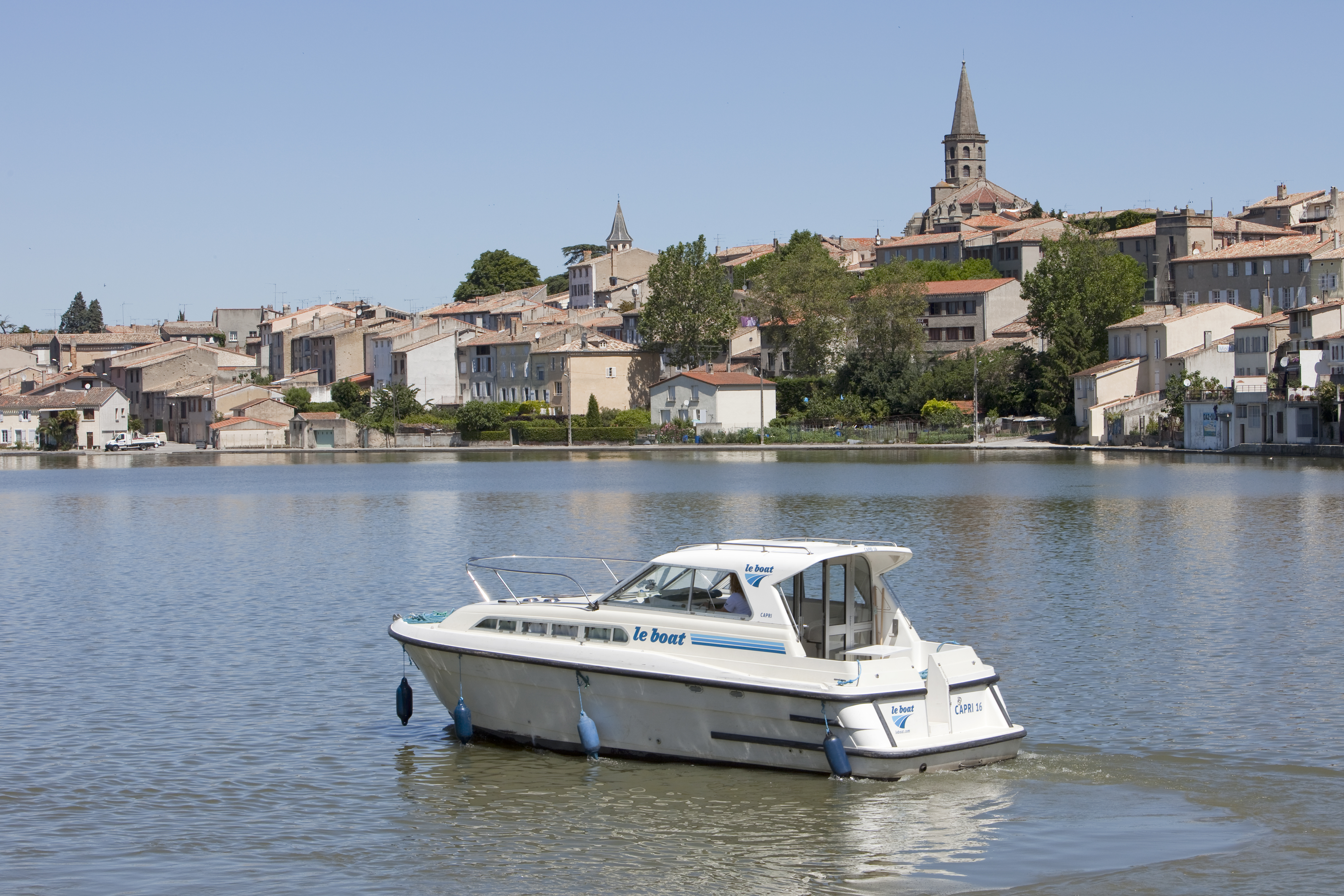 Castelnaudary (Le Boat)