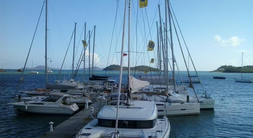 Tortola, Harbour View Marina (Alquila Vela)