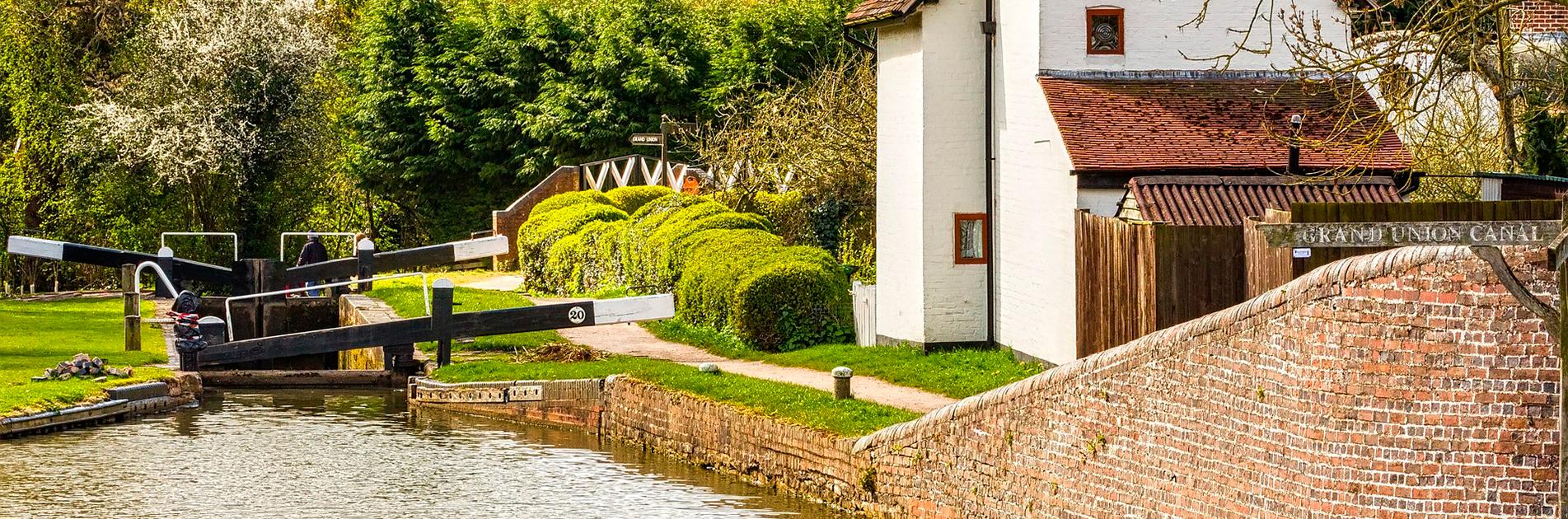 Lock near Coventry
