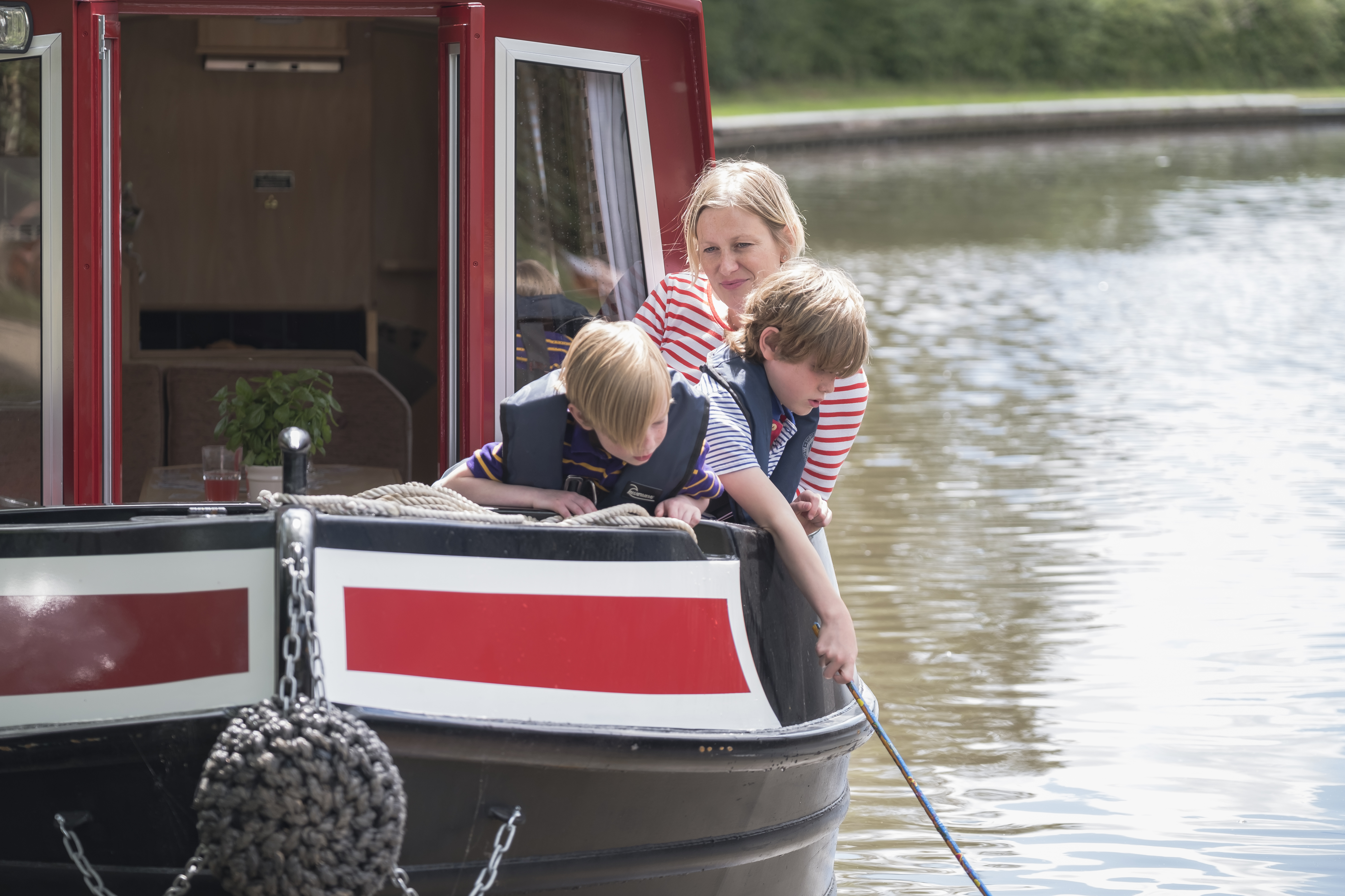 Gailey (ABC Boat Hire)