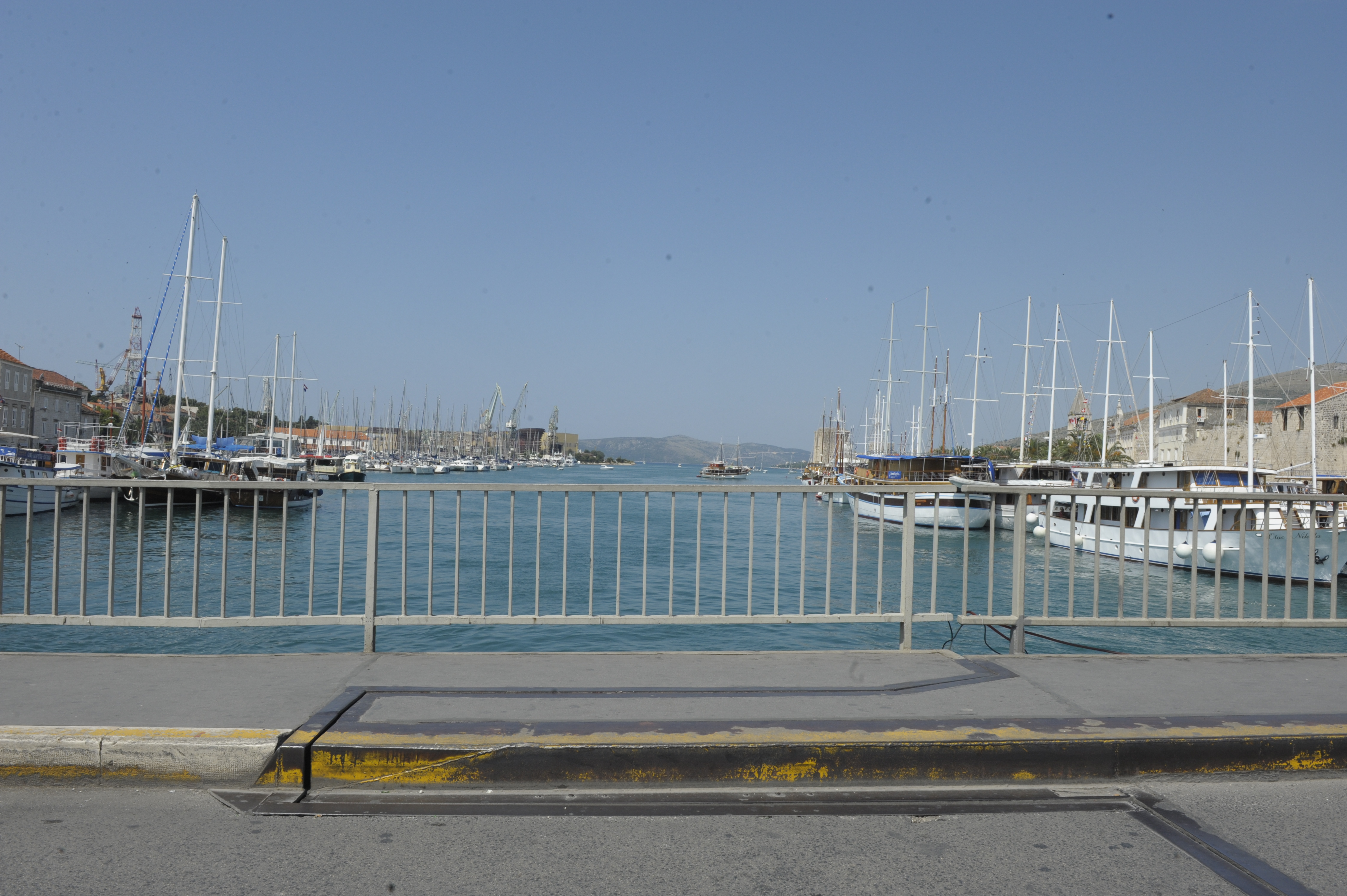 Salerno (Sailing Sicily)