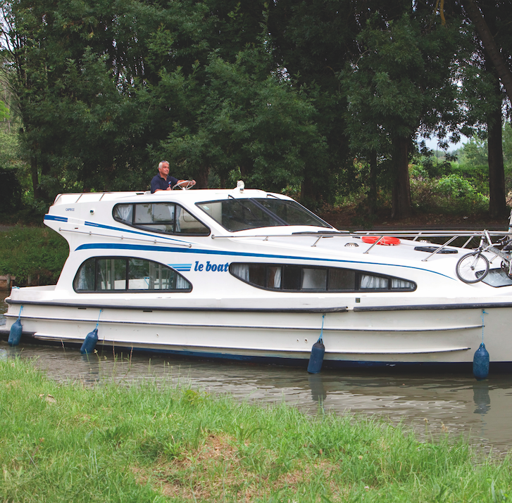 Trebes (Le Boat)