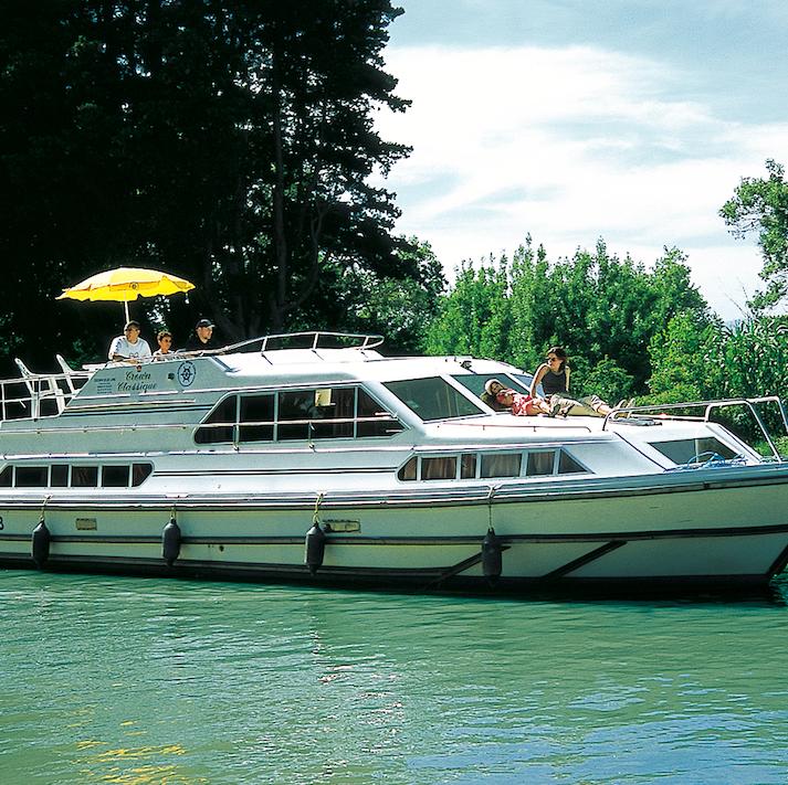 Port-Cassafieres (Le Boat)