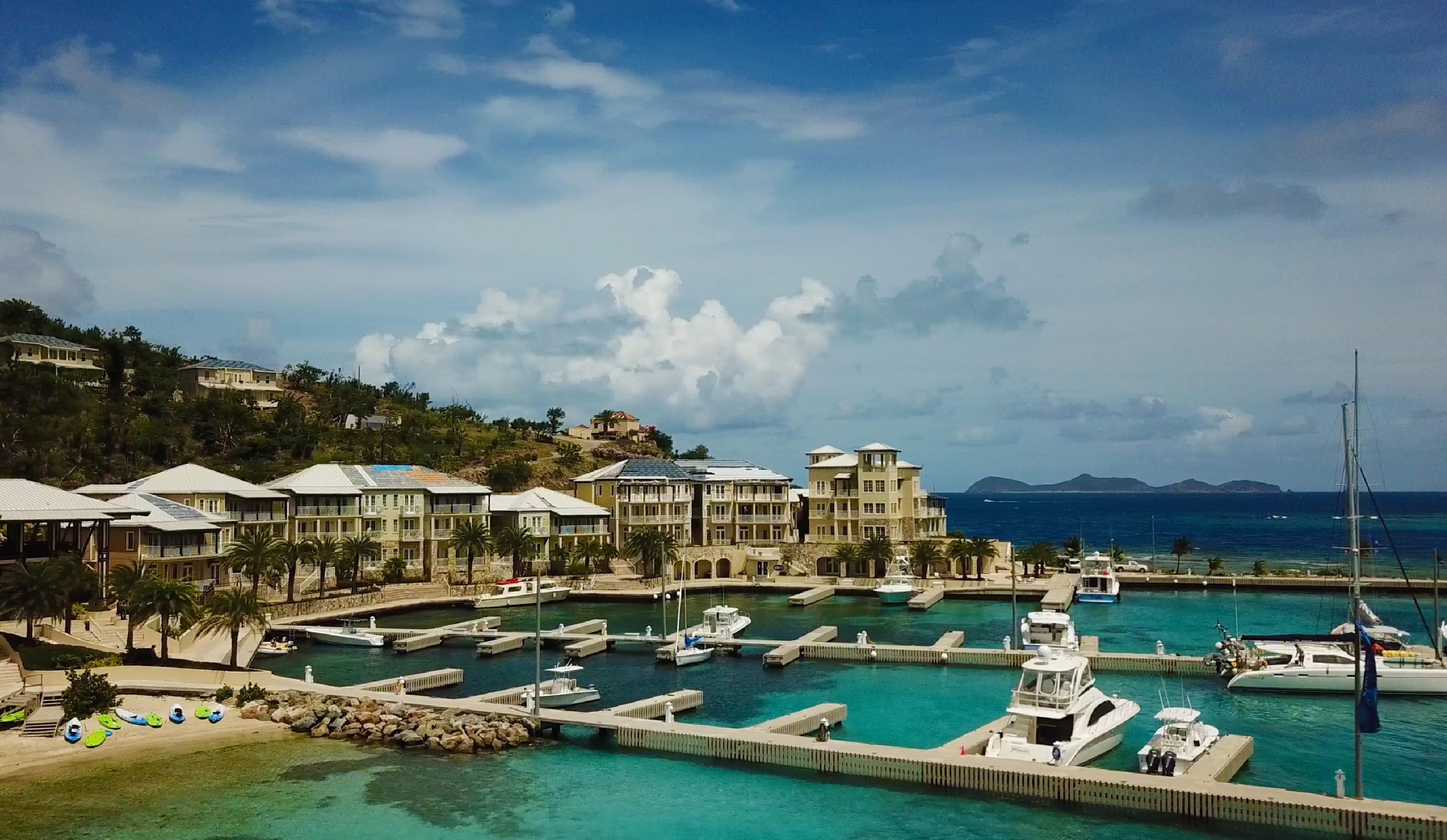 Scrub Island, Tortola (Dream Yacht Charter)