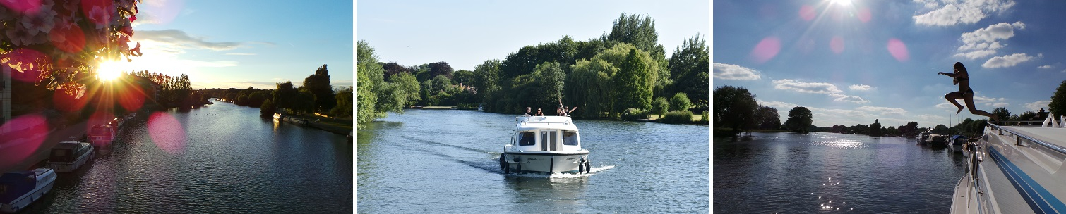 Riverboats in England and Wales