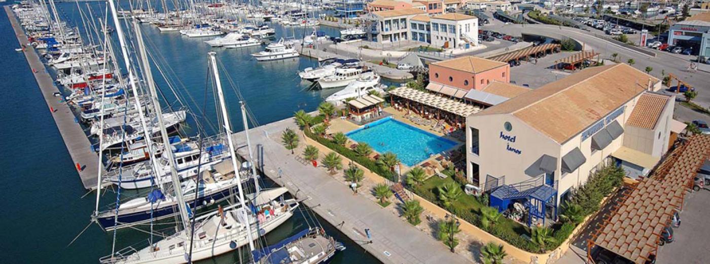 Corfu (Fyly Yachting)