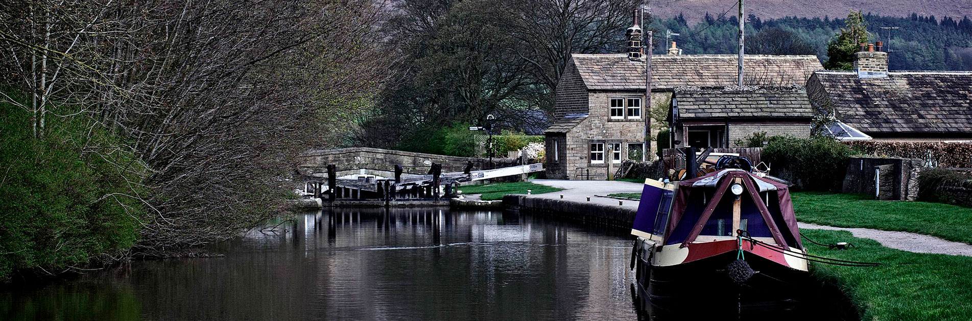 Lock in the Leeds area